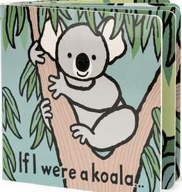 Jellycat-If I were a Koala Book