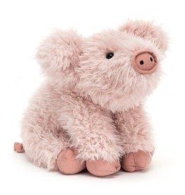 Jellycat-Curvie Pig