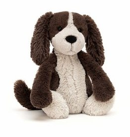 Jellycat-Bashful Fudge Puppy Medium