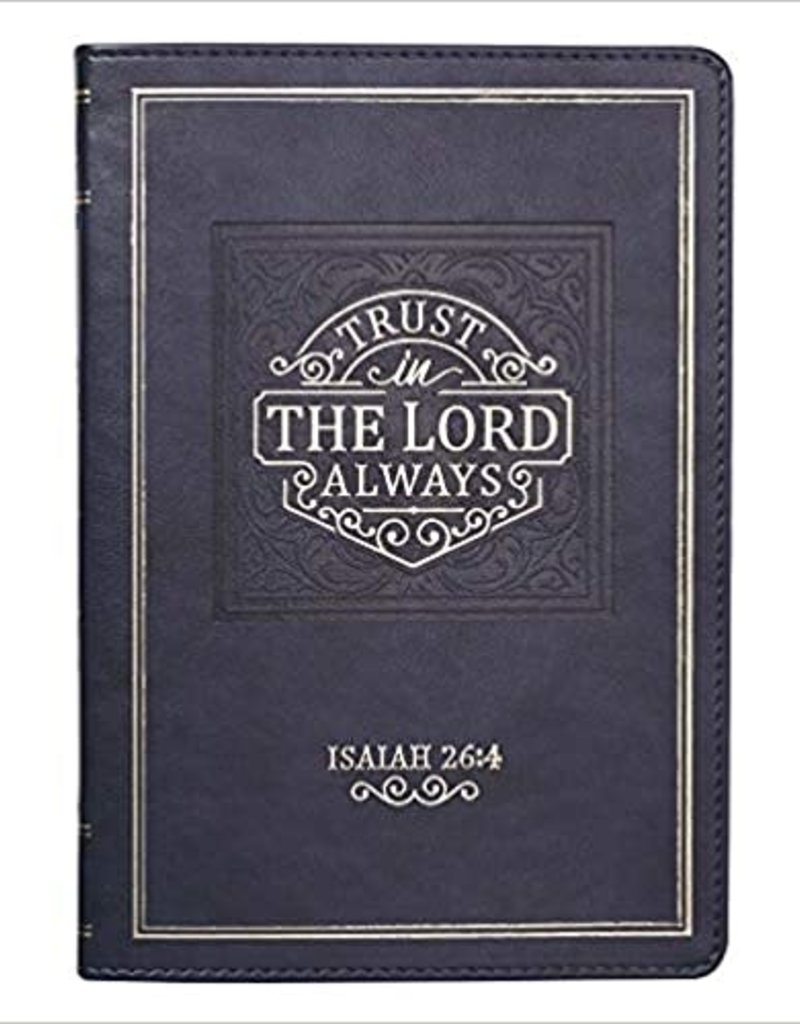 Journal-Trust in the Lord Isaiah 26:4