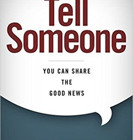 TELL SOMEONE : YOU CAN SHARE THE GOOD NEWS