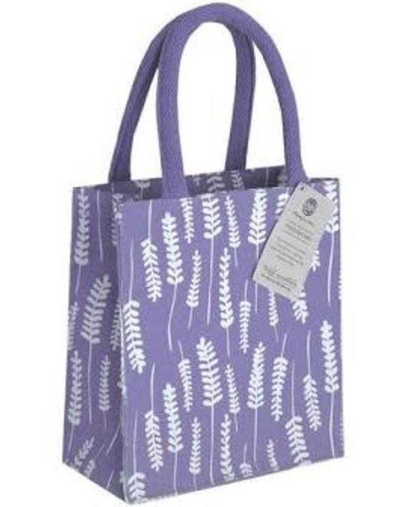 Lavendar Tote Bag