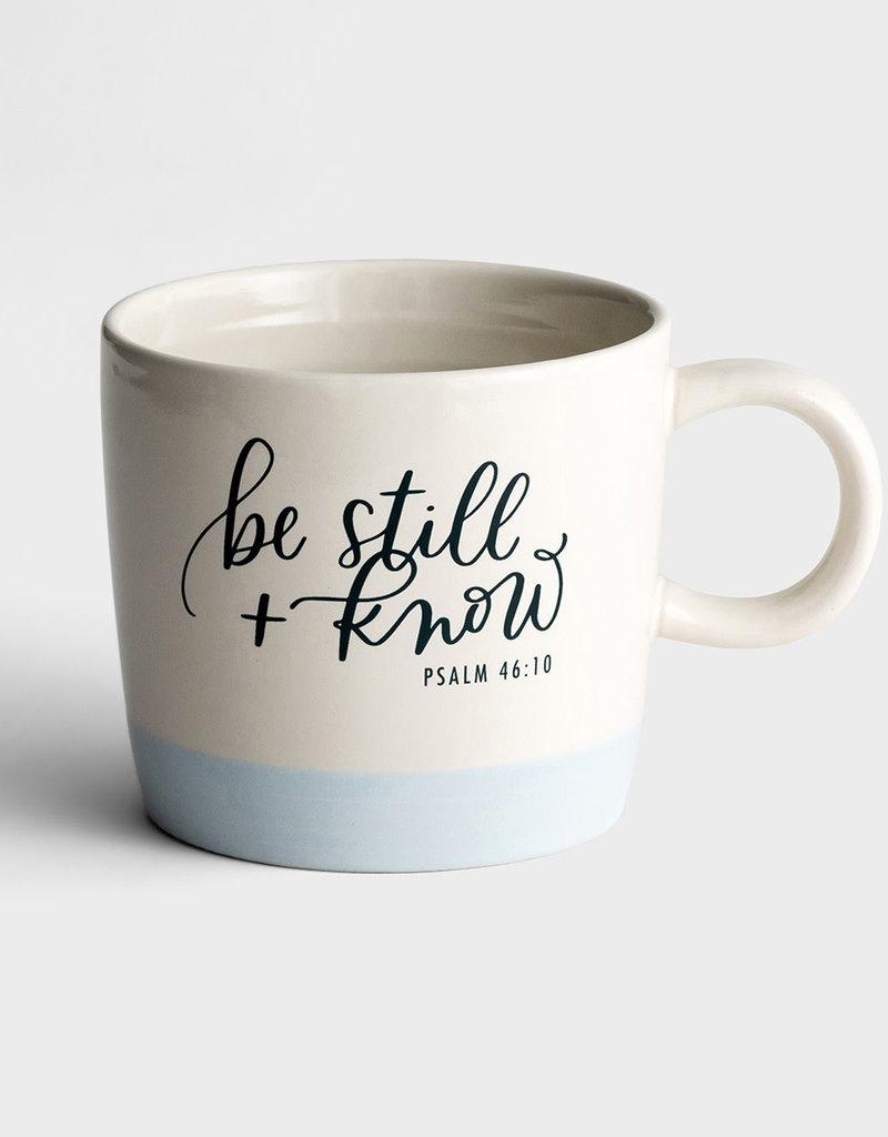 Be Still and Know Coffee Mug 14 oz.