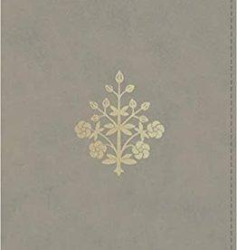 ESV Compact Bible (TruTone, Stone, Branch Design)