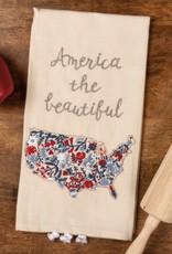 Dish Towel - America The Beautiful