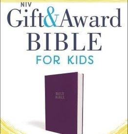 NIV Gift and Award Bible for kids, Flexcover, Purple, Comfort Print