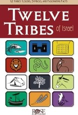 PAMPHLET TWELVE TRIBES OF ISRAEL