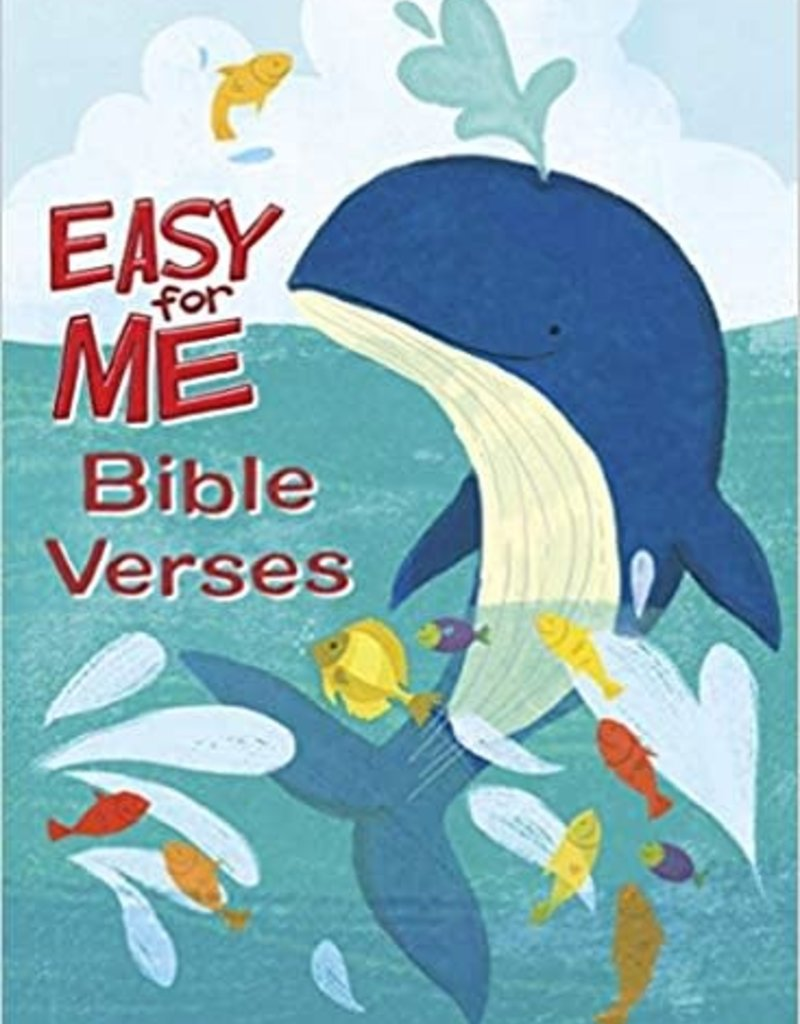 Easy for Me Bible Verses