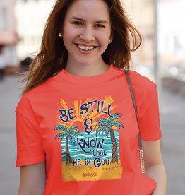 Be Still Beach Women's T