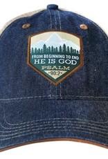 He Is God Hat