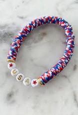 USA Patriotic POP bracelet