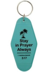 Last Resort, Retro Motel Keychain