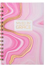 Saved by Grace Wirebound Journal