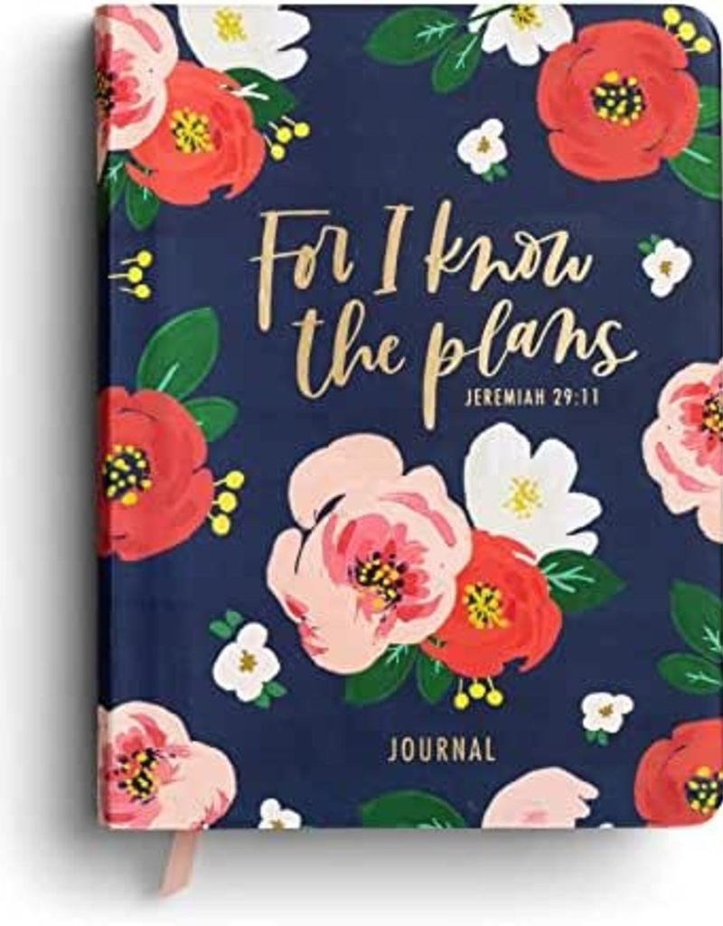 For I know the Plans Journal 94312