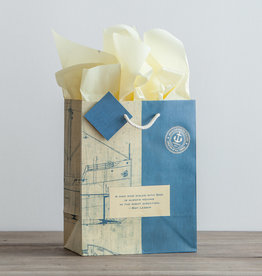 Blueprint Gift Bag - 46768