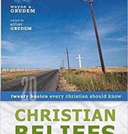 CHRISTIAN BELIEFS : 20 BASICS EVERY CHRISTIAN SHOU
