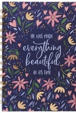 Everything Beautiful Wire Journal, Large