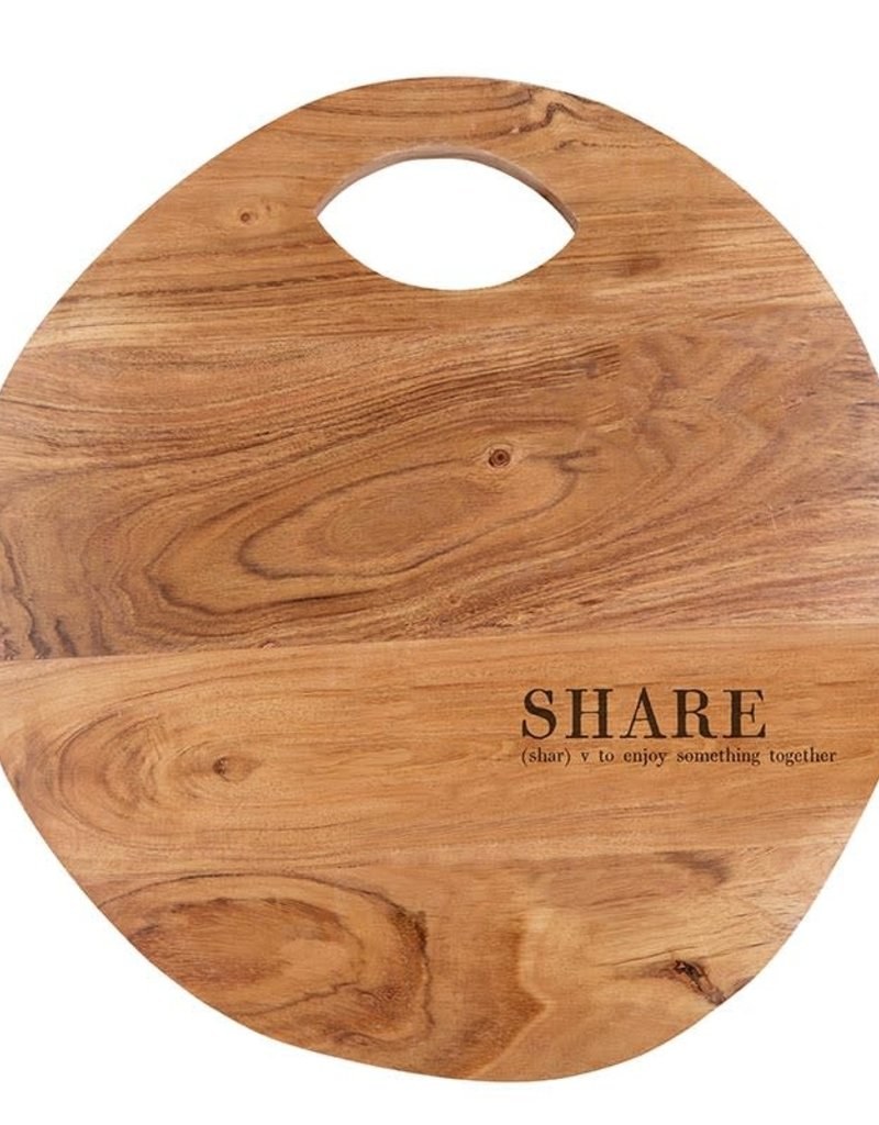 Face to Face Charcuterie Board - Share
