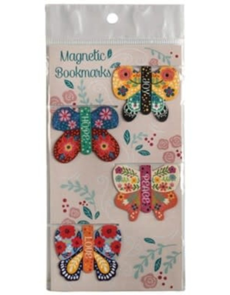 Butterfly Magnetic Bookmarks
