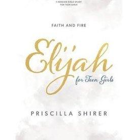 Elijah - Teen Girls' Bible Study Book