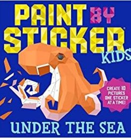 PAINT BY STICKER UNDER THE SEA