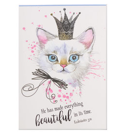 Notepad Pet Everything Beautiful