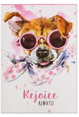 Notepad Pet Rejoice