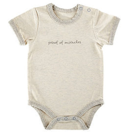 Baby-Snapshirt-Proof Of Miracles 0-3 Month