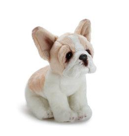 Sitting Small French Bulldog  Plush