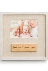 Jesus Loves Me Frame