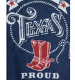 Texas Pride Terry  Towel