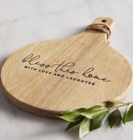 Bless this Home Cheese Board Set