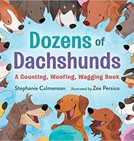 Dozens of Dauchshunds