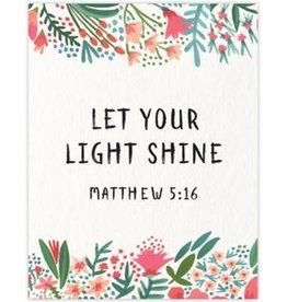 Let Your Light Shine Magnet