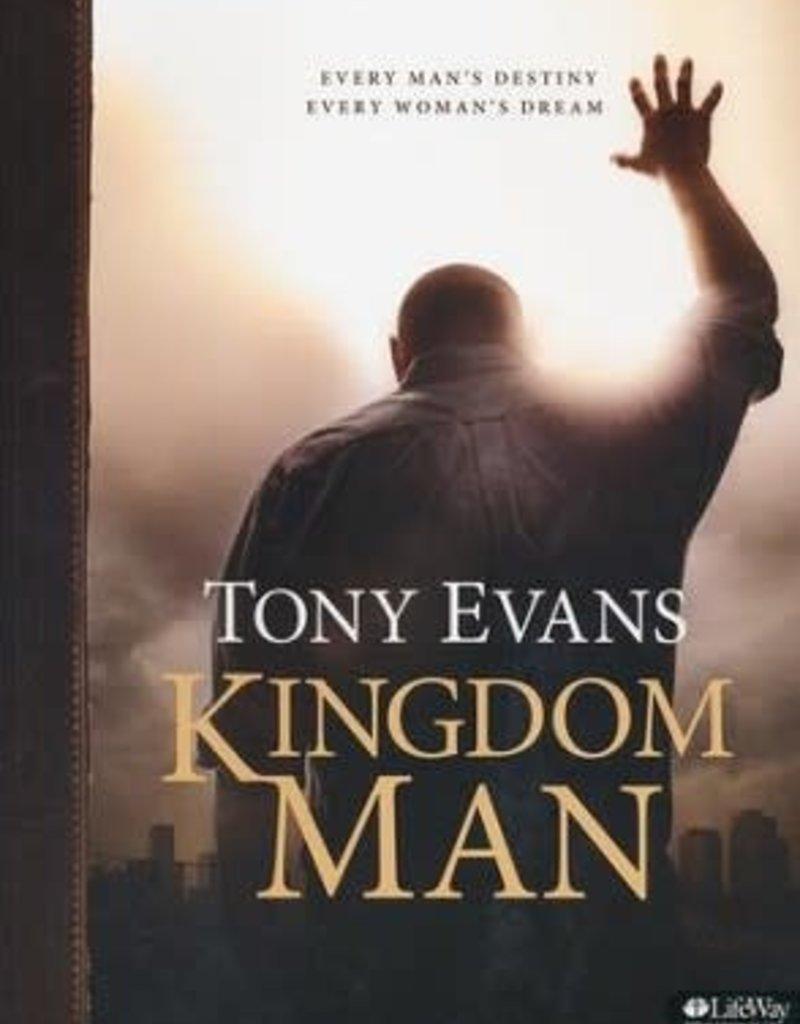 Kingdom Man: Every Man's Destiny, Every Woman's Dream Member Book
