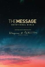 BIBLE THE MESSAGE DEVOTIONAL SC