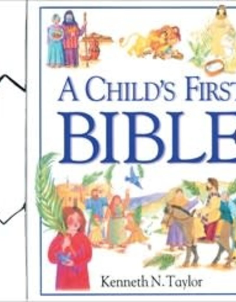 A Child's First Bible HC w/ Handle