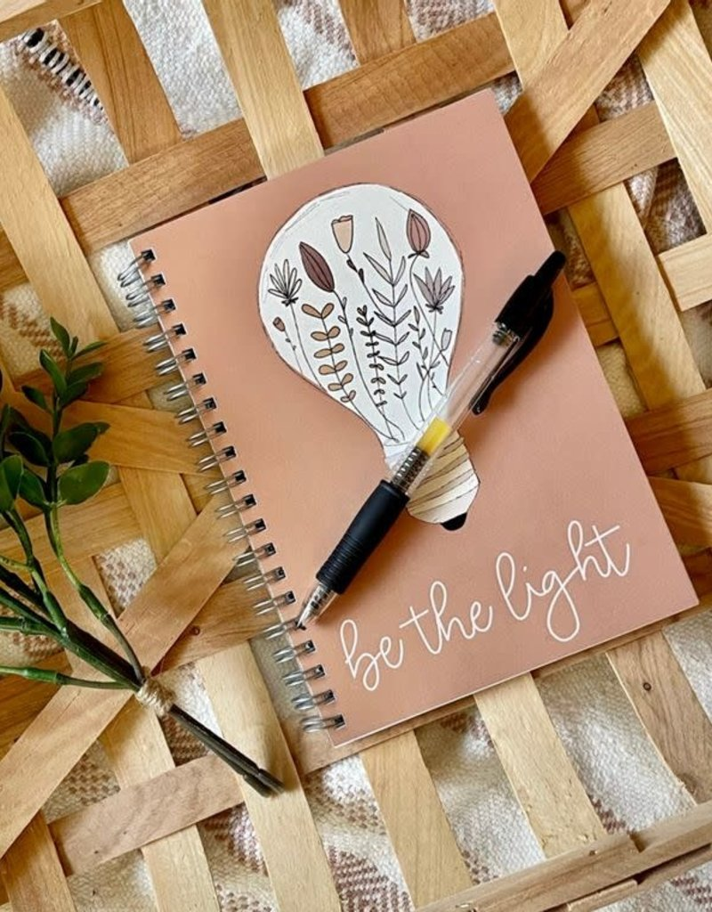 Be the Light Notebook