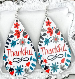 Thankful Fall Earrings