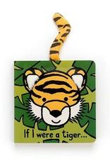 Jellycat-If I Were a Tiger Book