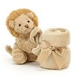 Jellycat-Fuddlewuddle Lion Soother