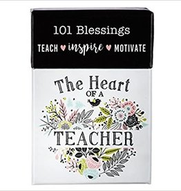Box Of Blessings-101 THE HEART OF A TEACHER