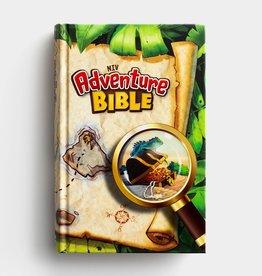 NIV Adventure Bible, Hardcover, Thumb-Indexed