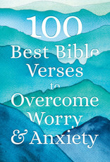 100 Best Bible Verses to Overcome Worry and Anxiety