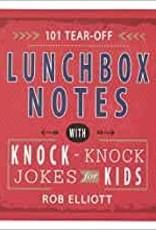 Lunchbox Notes w. Knock knock Jokes
