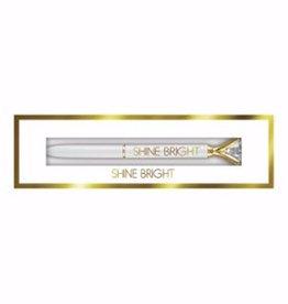 Shine Bright Boxed Gem Pen