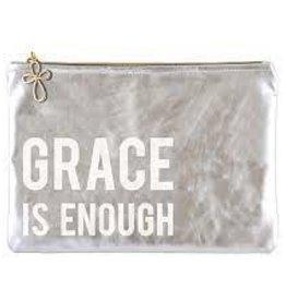 Grace is Enough Pouch