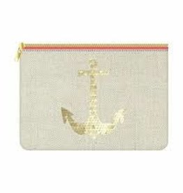 6 in Cosmetic Bag ANCHOR