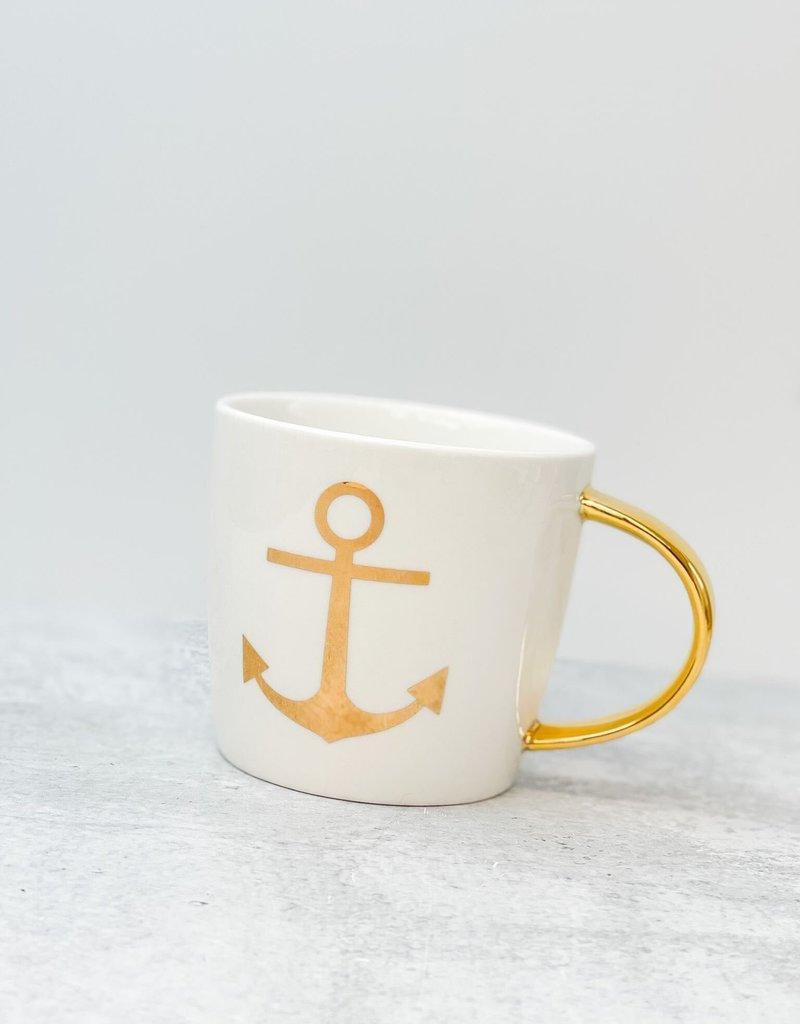 14oz. Anchor Mug