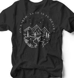 On Earth As it Is In Heaven Women's T- Shirt
